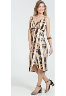 Vestido Feminino Alças Finas Marisa