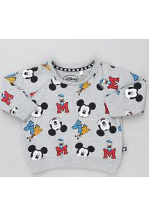 CEA. Blusão Infantil Estampado Turma Do Mickey ... 6625314b527