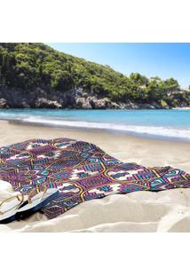 Toalha De Praia / Banho Mandala Top