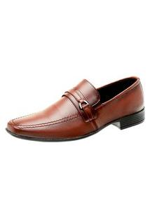 Sapato Social Torani Conforto Para Trabalhar Marrom