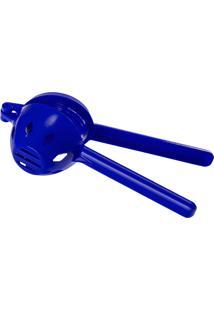 Espremedor De Alho Oia Decor Plus Azul
