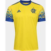 3e9450a7b22 Camisa Flamengo Iii 17 18 Adidas Masculina - Masculino