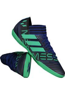 12ad75b567089 Chuteira Esportiva Azul Listras | Shoes4you
