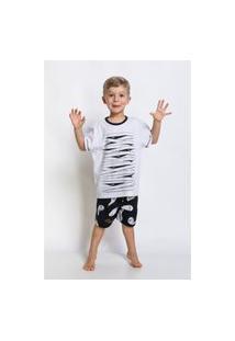 Pijama E Camisola Acuo Pijama E Camisola Branco