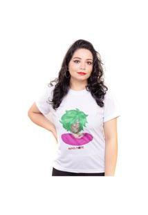 Camiseta Branca Acme Inc Autêntico Por Nanami Nem Nill