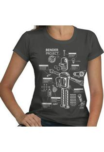 Camiseta Bender Project