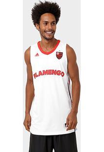 Camiseta Regata Adidas Flamengo 2 - Masculino