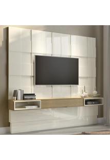 Painel Para Tv Com Led Tb126 - Dalla Costa Elare