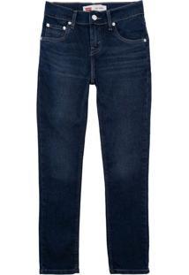Calça Jeans Levis 510 Skinny Infantil - 12