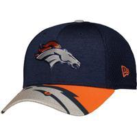 Boné New Era Nfl Denver Broncos 3930 Marinho E Laranja 63eeec8d6634f