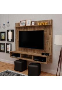 Painel Para Tv 42 Polegadas Mister Rústico 160 Cm