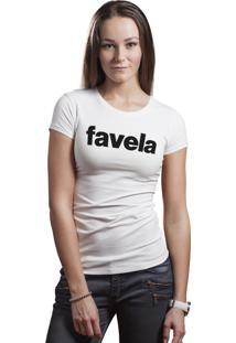 Camiseta Hunter Brisa Louca Favela Branca