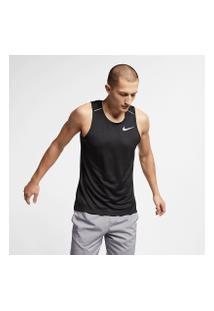 Regata Nike Dri-Fit Miler Masculina