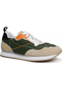 Tênis Masculino Schutz Sneaker Casual Ninety Retro