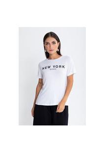 Camiseta Preview Ny Branco