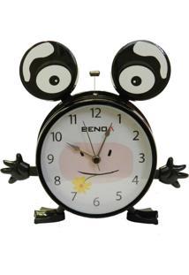 Relógio Benoá Vaca Dn815Cw Com Despertador