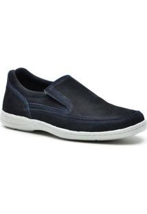 Sapatênis Dr Shoes Casual Masculino - Masculino-Azul