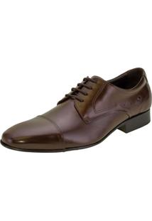 Sapato Masculino Metropolitan Caster Democrata - 228101 Café 37