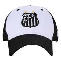 4f50ea090cf06 Boné Aba Curva Do Santos New Era 940 Hp - Snapback - Adulto - Preto