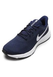 Tênis Nike Revolution 5 Azul-Marinho