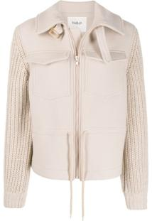 Ba&Sh Cardigan Camille - Neutro