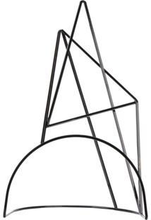 Rick Owens Acessório De Cabelo Geométrico - Preto