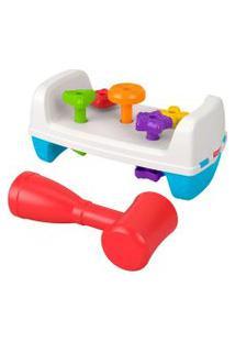 Brinquedo Educativo - Banquinho De Atividade - Fisher-Price