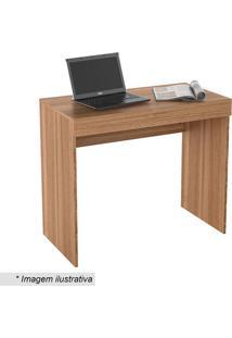 Escrivaninha Office Plus- Castanho- 76,5X90X45Cmappunto Móveis