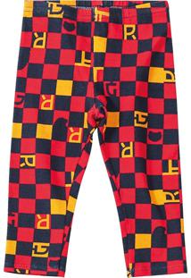 Calça Tigor T. Tigre - 10001B Vermelho