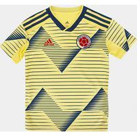 a4a9e92de Netshoes. Camisa Colômbia Infantil Home 19/20 S/N° Torcedor Adidas -  Masculino