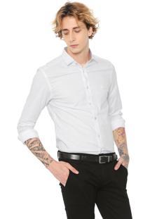 Camisa John John Slim Branca