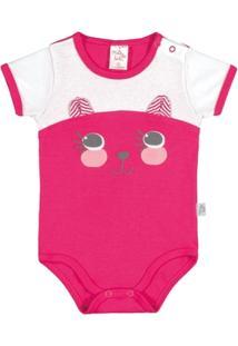 Body Bebê Menina Ribana - Feminino