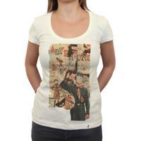 c59cb4ff2d Adventure - Camiseta Clássica Feminina