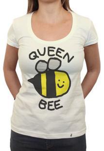Queen Bee - Camiseta Clássica Feminina