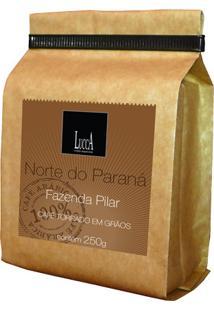 Café Moído Lucca 250G - Norte Do Paraná - Para Cafeteira Italiana