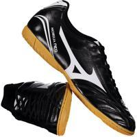 69c832db120c3 Chuteira Mizuno Morelia Neo Club Futsal Preta
