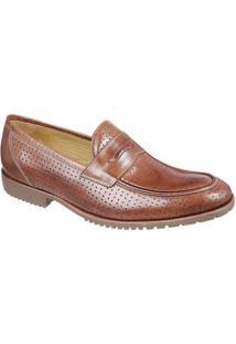 Sapato Social Masculino Loafer Sandro Moscoloni Mu