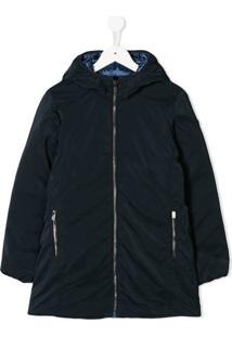 Ciesse Piumini Junior Padded Reversible Coat - Azul