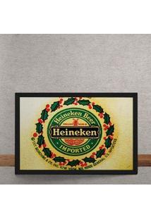 Quadro Decorativo Cerveja Heineken Importada Vintage 25X35