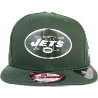 Boné New Era 9Fifty Original Fit Snapback New York Jets - Unissex b2976514e3f