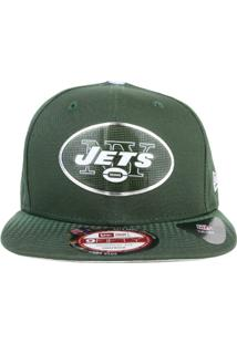 16a0c675ed Boné New Era 9Fifty Original Fit Snapback New York Jets - Unissex