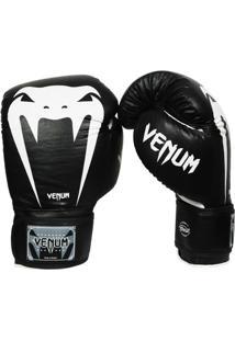 Luva De Boxe Venum Giant Brasil - 14 Oz - Unissex