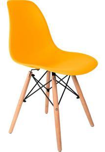Cadeira Charles Eames Amarela