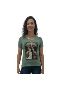 T-Shirt Juliet And Romeu Verde