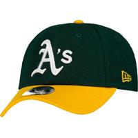 Boné New Era Mlb Oakland Athletics 940 Verde E Amarelo dc935948533