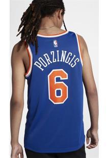 78146ef8a6888 Regata Nike New York Knicks Icon Edition Swingman Masculina