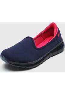 Slipper Actvitta Bicolor Azul-Marinho - Kanui