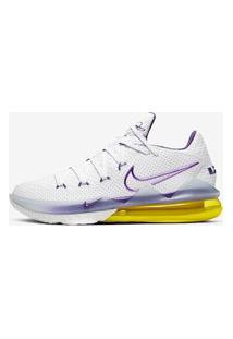 Tênis Nike Lebron 17 Low Unissex