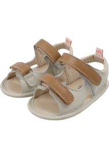259888b63 Sandália Amendoa Bege infantil   Shoes4you