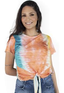 T-Shirt Ecolife Tie Dye